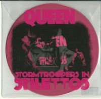 "Queen - Stormtroopers In Stilettos (Record Store Day Exclusive) [7"" Pink Vinyl]"